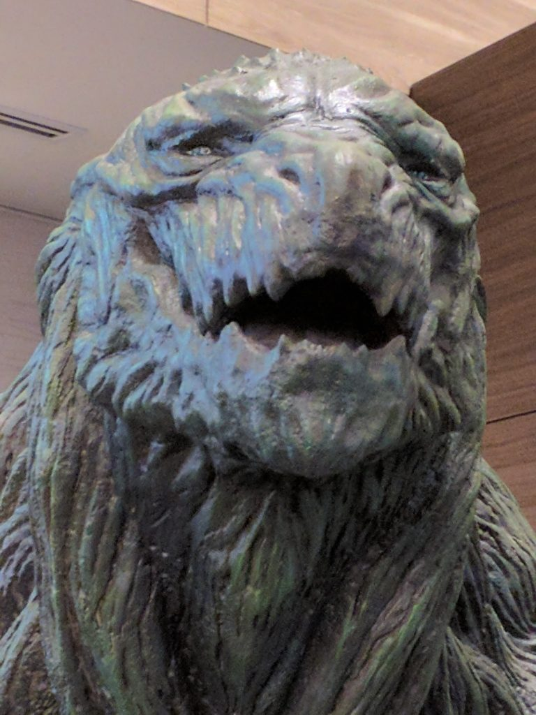 「GODZILLA 怪獣惑星」のゴジラ
