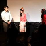 感想08:映画『セブンガールズ』をアップリンク渋谷で鑑賞後、上映後トークイベントに参加。河原幸子さん、中野圭さん、坂崎愛さん、広田あきほさん、デビッド・宮原監督。 #セブンガールズ