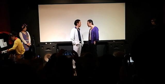 映画『セブンガールズ』上映後トークイベント 2018年12月15日(土)アップリンク渋谷