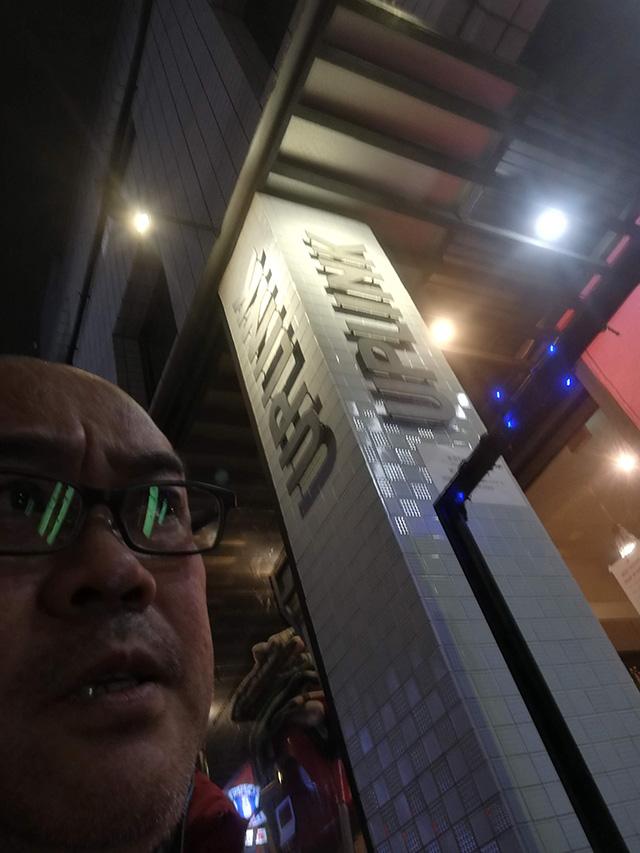 アップリンク渋谷に到着   映画「セブンガールズ」