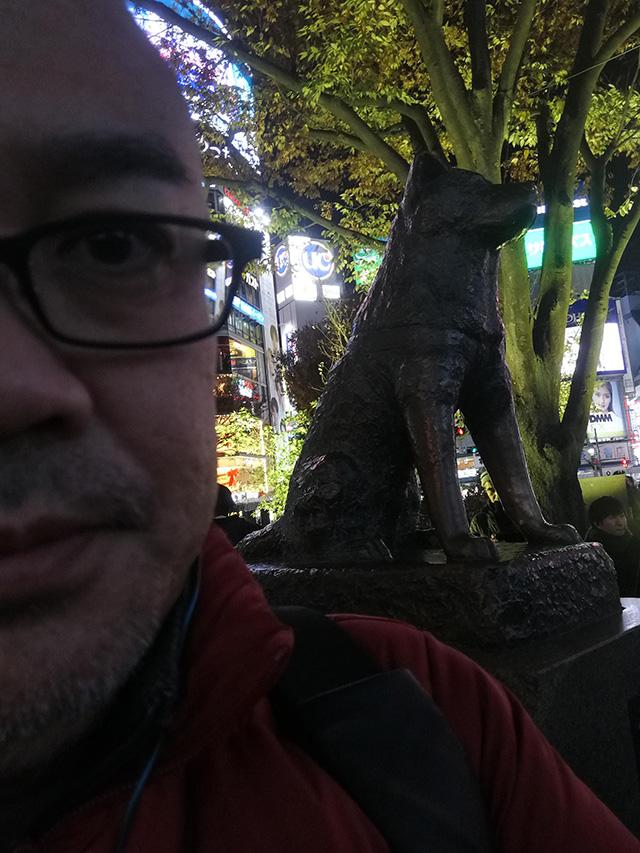 渋谷駅前 忠犬ハチ公像