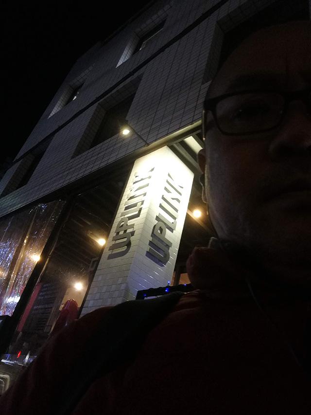 アップリンク渋谷に到着 | 映画「セブンガールズ」