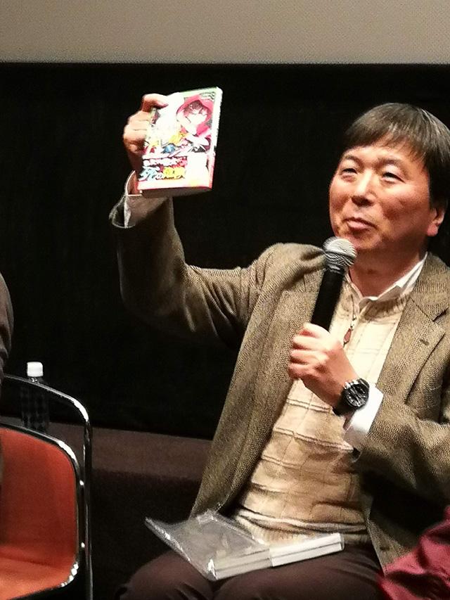 映画「リング0 バースデイ」上映後トークイベント 鶴田法男監督