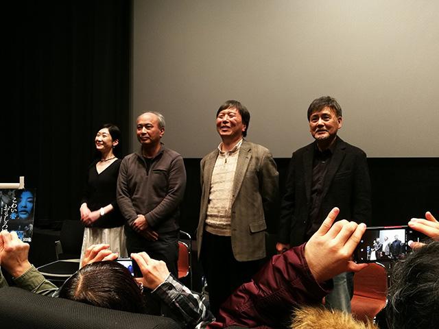 映画「リング0 バースデイ」上映後トークイベント