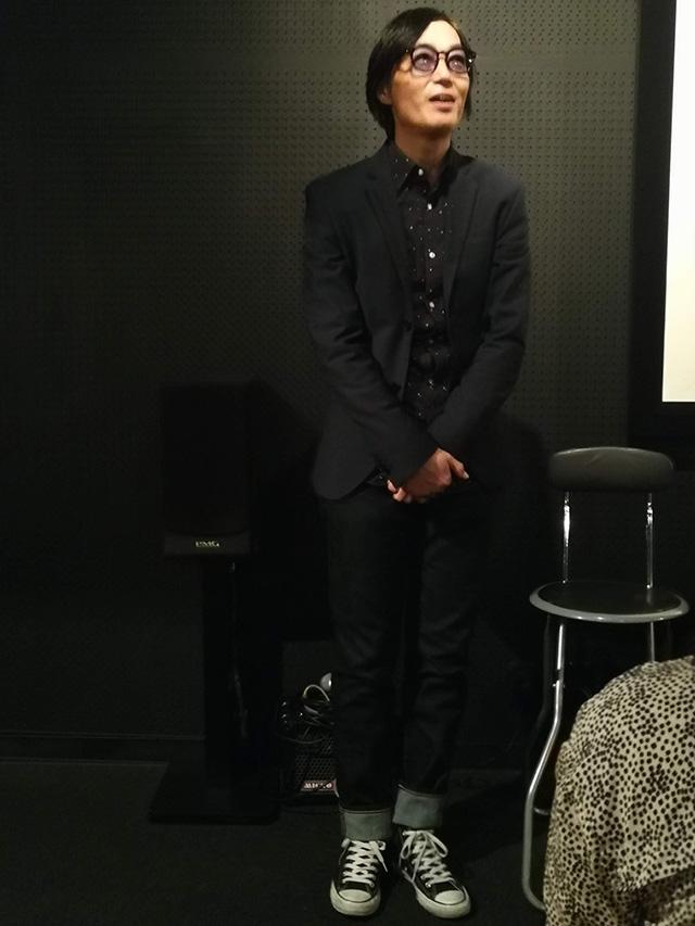 映画『セブンガールズ』下北沢トリウッド デビッド・宮原監督 劇団前方公演墳