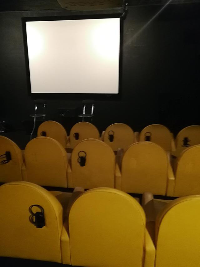 映画『セブンガールズ』下北沢トリウッド 劇団前方公演墳 2019年2月11日