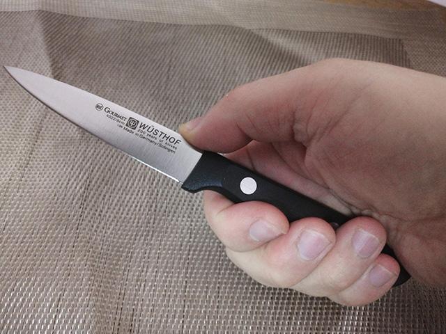 WUSTHOF ヴォストフ グルメ パーリングナイフ 4022-8cm